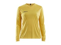 Craft Squad solid jersey LS wmn Swe. yellow s