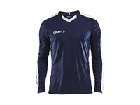 Craft Progress contrast jersey LS men navy/white l