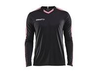 Craft Progress contrast jersey LS men black/pop 3xl