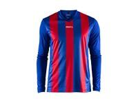 Craft Progress stripe jersey LS men cl.co/br.red xl