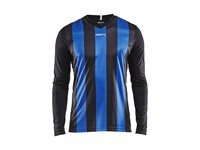Craft Progress stripe jersey LS men black/cl co m