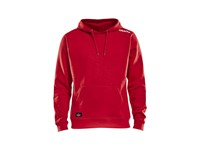 Craft Community hoodie men bright red xxl