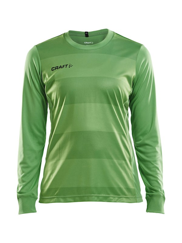 Craft Progress gk ls jersey w/o pad. wmn Craft green xl