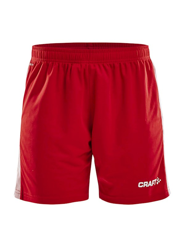 Craft Pro Control mesh shorts jr br.red/white 146/152