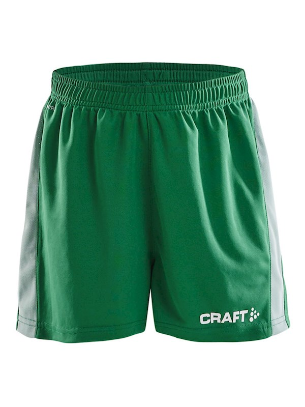 Craft Pro Control mesh shorts jr team gr/whi 146/152