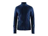 Craft Casual fleece men navy l