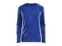 Craft Rush LS tee men club cobolt xxl