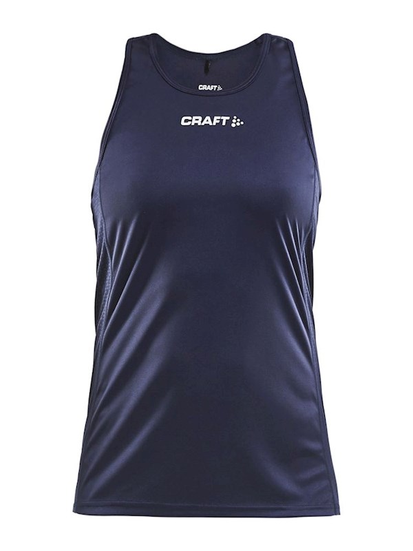 Craft Rush singlet wmn navy s