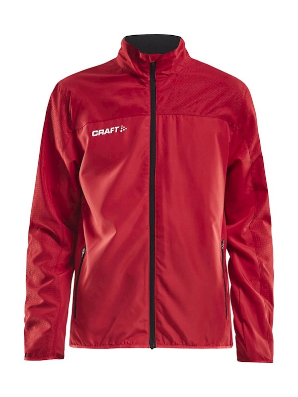 Craft Rush wind jacket men bright red s