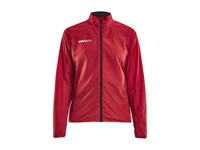 Craft Rush wind jacket wmn bright red m
