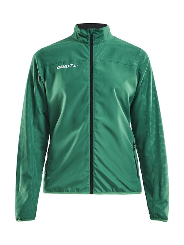 Craft Rush wind jacket wmn team green m