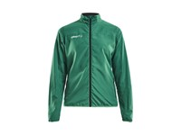 Craft Rush wind jacket wmn team green xs