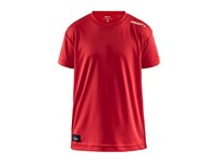 Craft Community function ss tee jr bright red 158/164