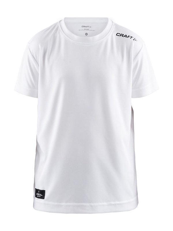 Craft Community function ss tee jr white 122/128