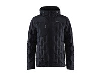Craft Hybrid puffy jacket men black 4xl
