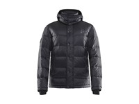 Craft Down jacket men black xl