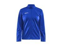 Craft Squad jacket wmn club cobolt xxl