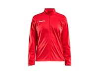 Craft Squad jacket wmn bright red m
