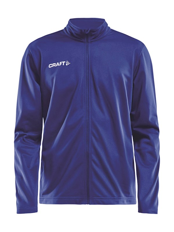 Craft Squad jacket jr club cobolt 134/140