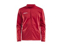 Craft Squad jacket jr bright red 158/164