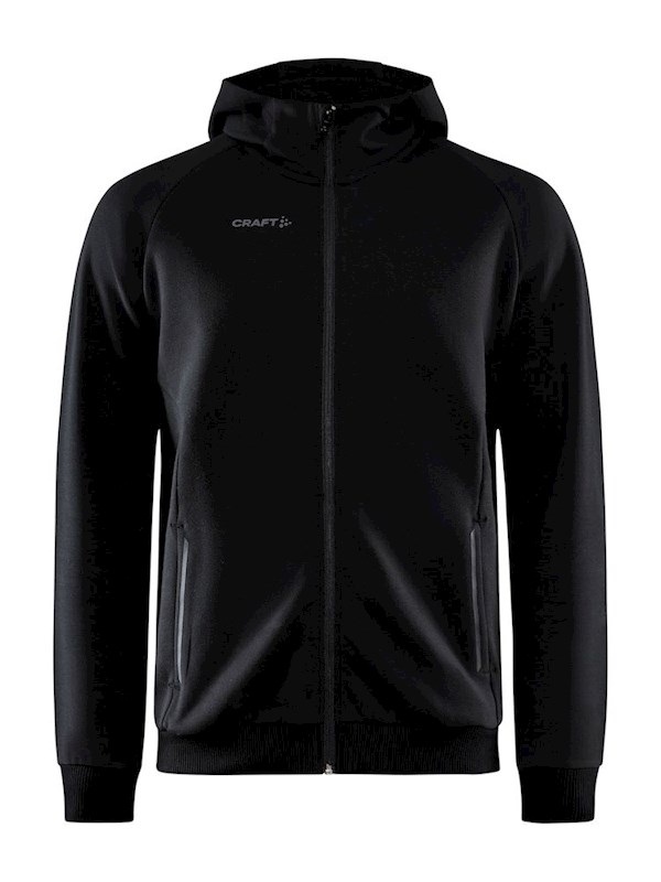 Craft Core Soul Full Zip Hood Men black xl