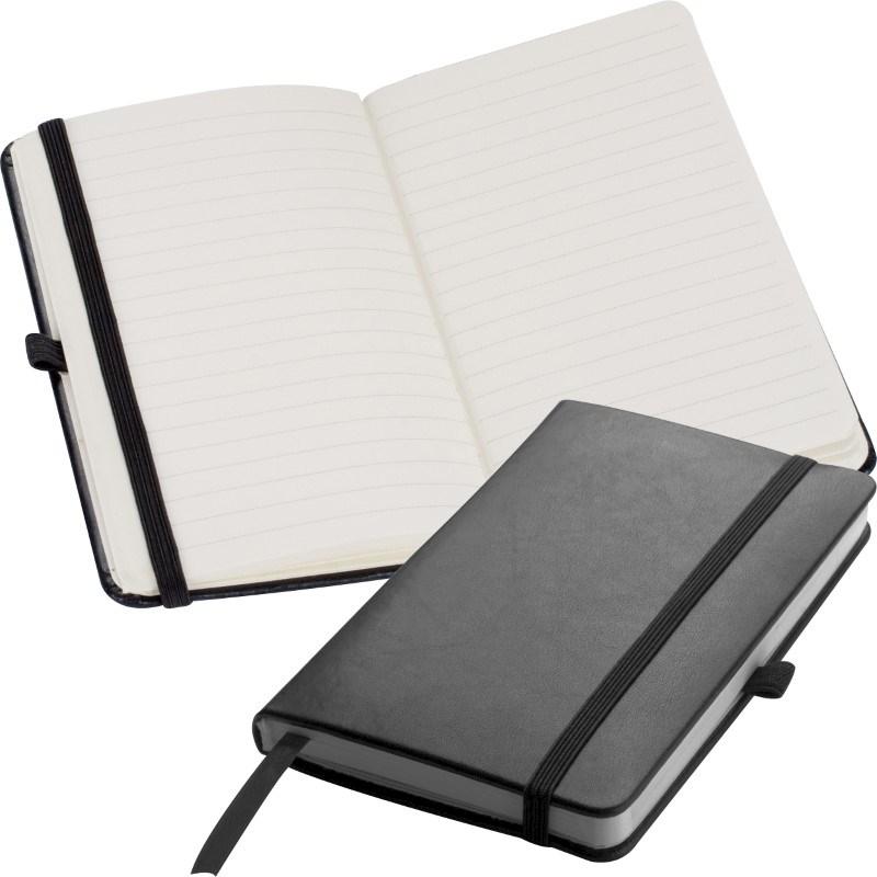 Notitieboekje met 160 vel gelinieerde paginas