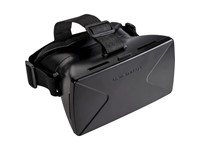 VR-bril van kunststof