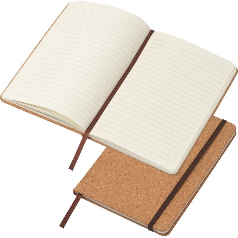 Notitieboekje van kurk A5
