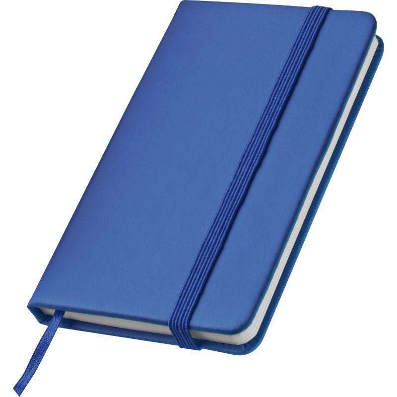 Notitieboekje metelastisch bandje