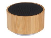 Bluetooth luidsprekere met bamboe ommanteling
