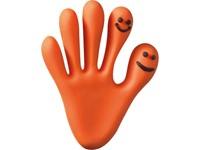 Klik handen voor calculator