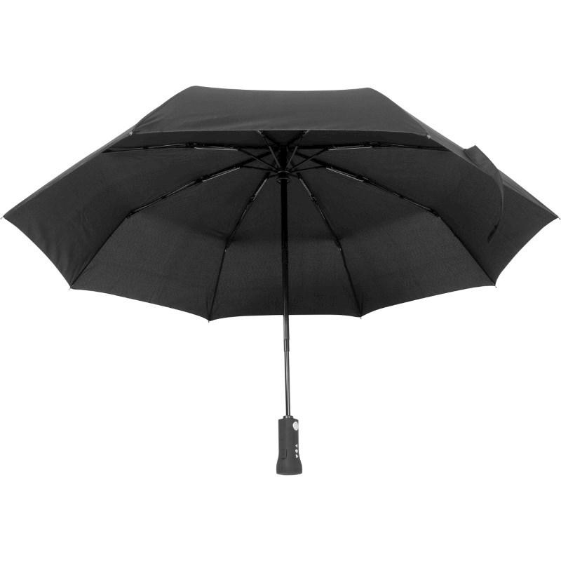 Opvouwbare paraplu met bluetooth speaker