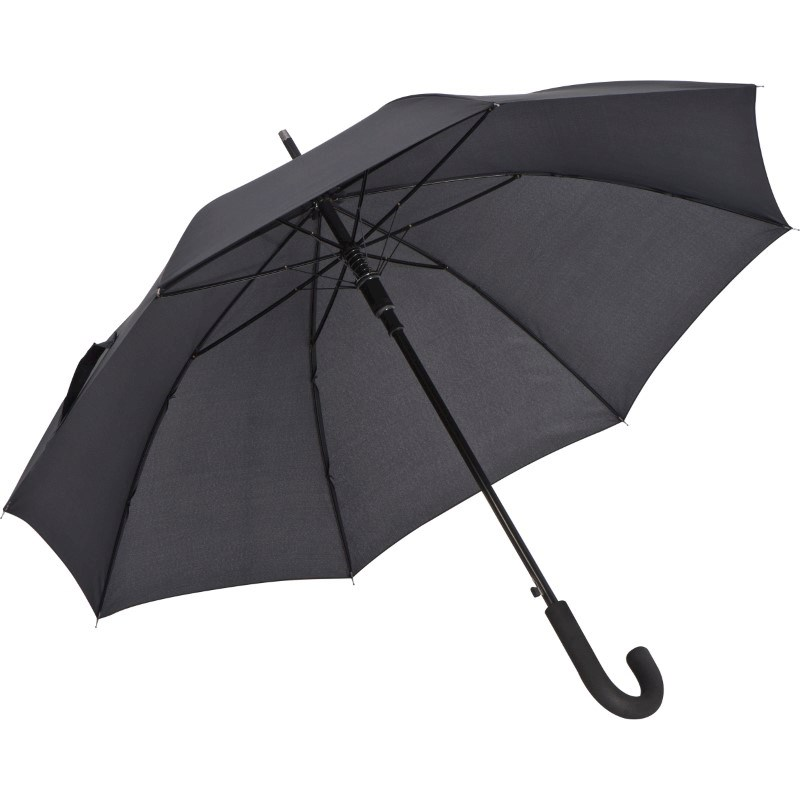 Paraplu met aluminium handvat