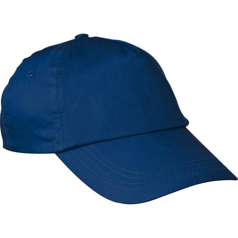 Katoenen baseballcap