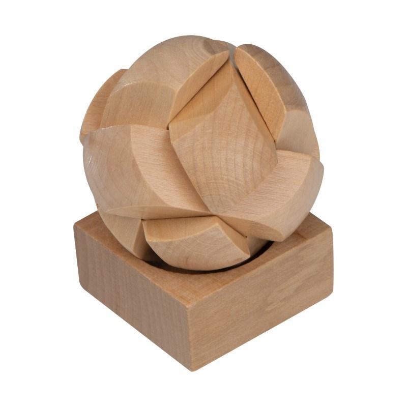 Geduldspel van hout