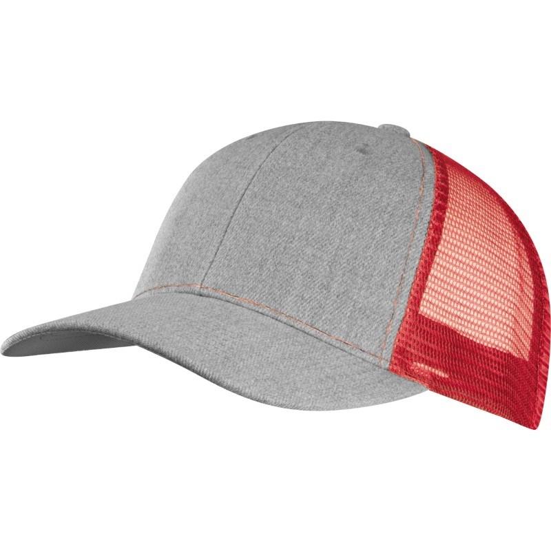 Baseballcap met net