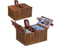 Picknickmand voor 4 personen