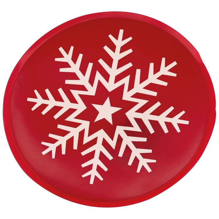 Handwarmer sneeuwvlok