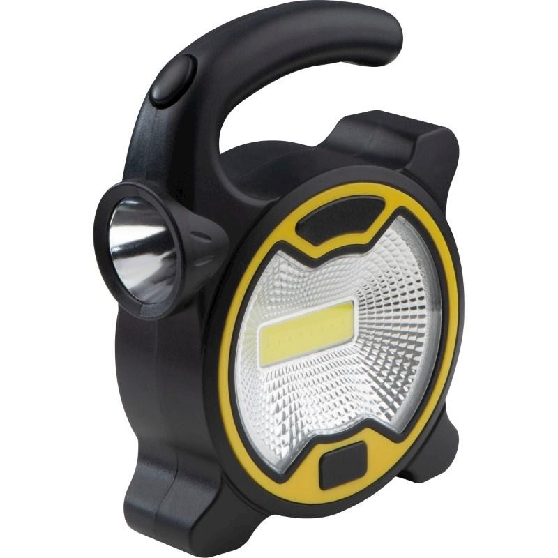 COB hobby-/bouwlamp met zijlicht