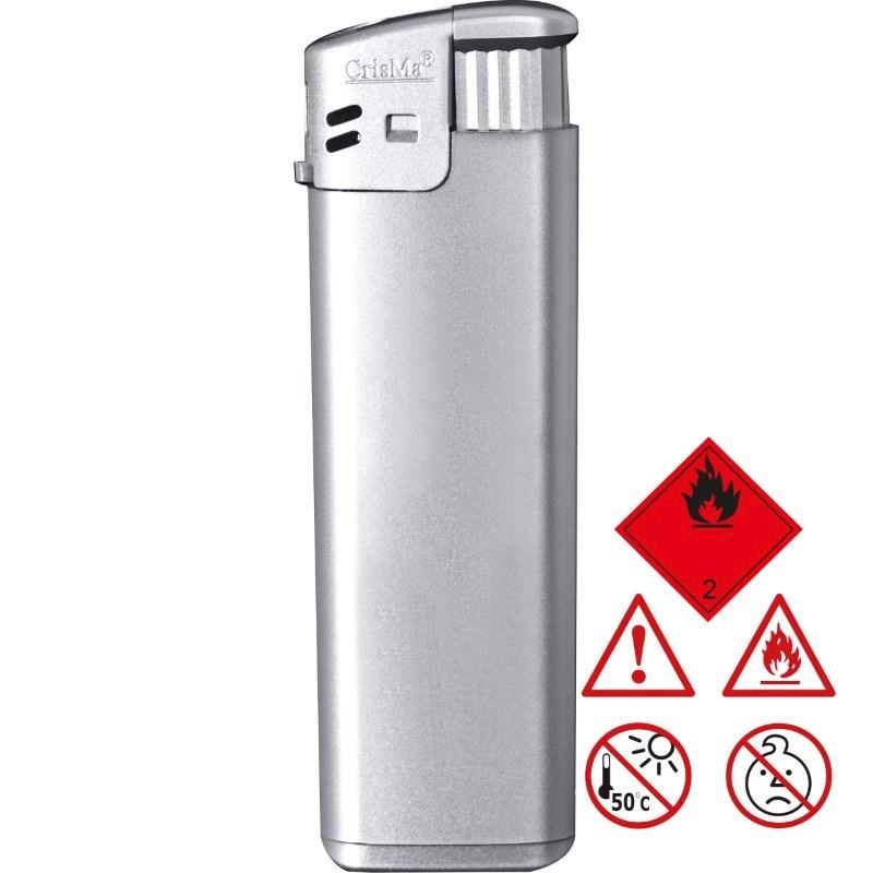 Navulbare elektronische aansteker