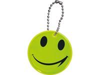 Sleutelhanger, reflecterend smile