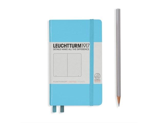 Leuchtturm1917 Hardcover Notitieboek, Pocket , dotted