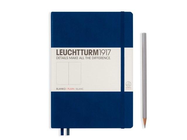 Leuchtturm1917 Hardcover Notitieboek, Medium, blanco