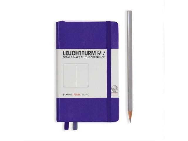 Leuchtturm1917 Hardcover Notitieboek, Pocket , blanco
