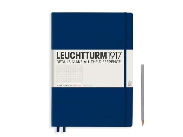 Leuchtturm1917 Hardcover Notitieboek, Master Classic, dotted