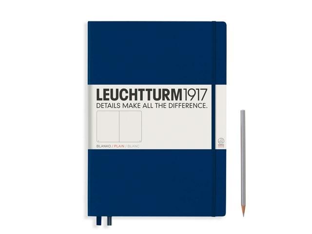 Leuchtturm1917 Hardcover Notitieboek, Master Classic, blanco