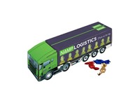 Truck metallic sweets