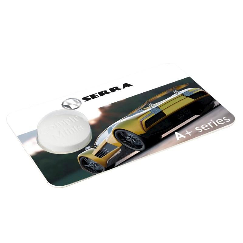 Creditcard Compli'mint