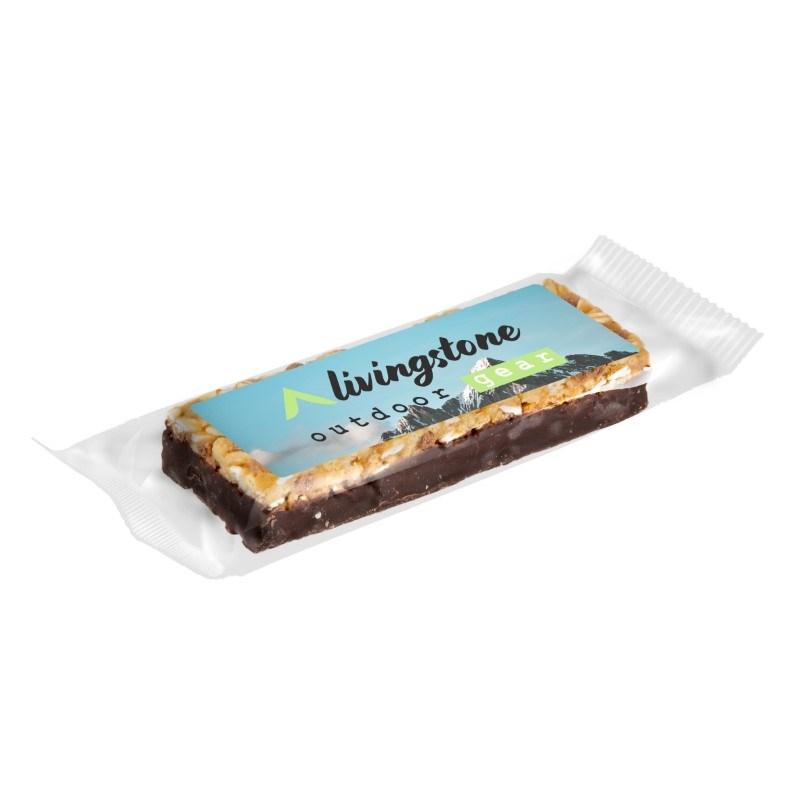 Energy reep banaan chocolade