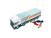 Truck metallic sweets